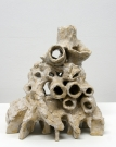 <p>Untitled (Labyrinth 1)<br /><br />2012<br />glazed ceramic<br />36 x 34 x 25 cm</p>