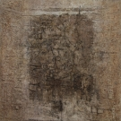 K. F. Dahmen<br /><br />La Roue, 1959<br />mixed media<br />110 x 110 cm
